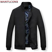 MANTLCONX <b>2019 New Autumn Casual</b> Brand Mens Jackets and ...