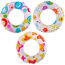 <b>Надувной круг INTEX</b> 59230 d. 51 см 3 вида, от 3 до 6 лет (359 ...