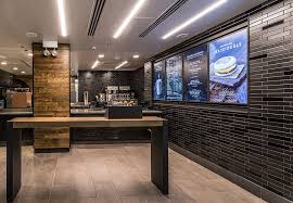 Starbucks Opens Small-Format Store in Chicago