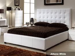 Athens 3-Piece Queen Size Bedroom Set, White Buy Online at Best Price