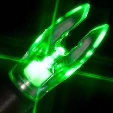 Lumenok Nock Size Chart Rage Nockturnal Lighted Nock Universal Fit Green Nt305