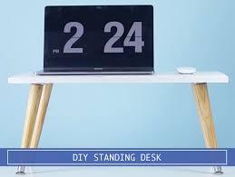 standing desk diy desk advisor