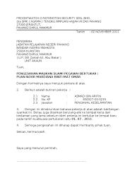 Penalti kepada majikan tak carum kwsp. Contoh Surat Pengesahan Majikan Pkp