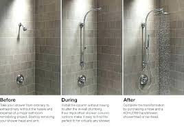shower head replacement parts handle charming faucet rless worth kohler
