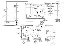 chevy transfer case wiring schematic 1999 Chevy Blazer Transmission Wiring Diagram 01 Chevy Blazer Wiring Diagram