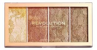 <b>Палетка</b> хайлайтеров для лица <b>Vintage Lace</b> Highlighter Palette ...