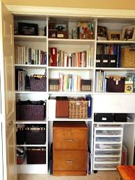 office in a closet ideas. Home Office Storage Systems Innovative Closet Best Ideas On In A