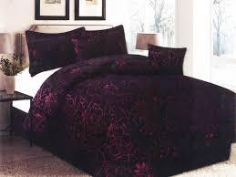 amazing good purple and black bedding sets lostcoastshuttle bedding set black bedding sets remodel