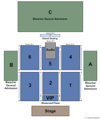Thunder Valley Concert Seating Chart Thunder Valley Casino Amphitheatre Tickets In Lincoln