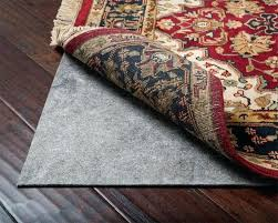 area rug carpet pad best pads for hardwood floors to green