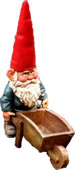 sven the garden gnome