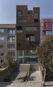 office building facade. Saadat Abad Commercial Office Building / LP2, © Parham Taghioff Facade