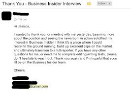 Thank You Letter After Face To Face Interview Thank You Letter For Phone Interview Sample Sample Thank You