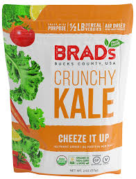 crunchy kale cheeze it up 12 pack
