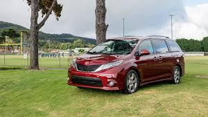 2017 Toyota Sienna Review & Ratings | Edmunds