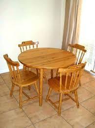 light wood kitchen table small round oak dining table and chairs light oak round dining table