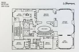 floor plans:  park avenue robert am stern nyc supertalls