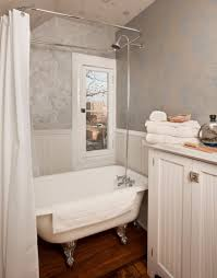Bathroom With Clawfoot Tub Concept Simple Decorating Ideas