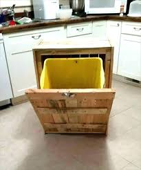 decorative garbage can decorative kitchen garbage cans kitchen trash containers wooden kitchen trash can for no decorative garbage can kitchen