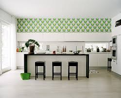 Delightful Do You Have Wallpaper In Your Kitchen? Nice Ideas