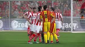PES Legends Classic Galatasaray vrs Olympiakos - YouTube