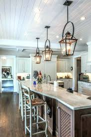 hanging lights over island pendant light kitchen height pertaining to with regard for nz