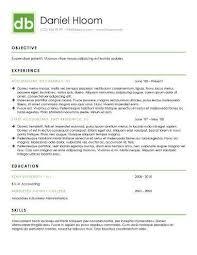 Modern Professional Resume Template Gentileforda Com