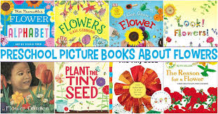 24 Fabulous Preschool Books About Flowers And Gardening