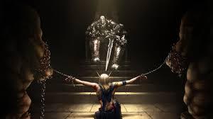 World Of Warcraft артас Lich King киберпанк обои для рабочего