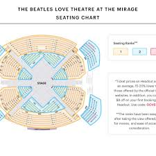 11 Thorough Terry Fator Theater Mirage Seating Chart