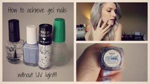 How Do You Dry Gel Nail Polish Without Uv Light How To Dry Gel Nails Without A Uv Light New Expression Nails