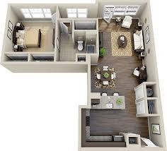 1 bedroom flat design plans. 3dfloorplans: \u201c one-bedroom apartment floorplan \u201d 1 bedroom flat design plans