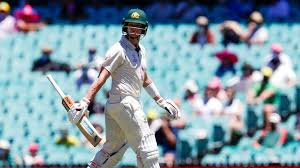 Smith changed the name on the back of his jersey to smith sr. Steve Smith 100 Percent Innocent Australia Coach Justin Langer Slams Criticism Over Pitch Scruffing Sports News