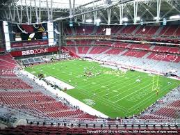 Arizona Cardinals Seating Chart Map Seatgeek C4bb767bbd5