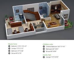 elevation ground floor first floor