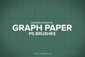 8 Graph Paper Ps Brushes Photoshop Brushes