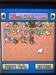Pokemon Uranium Gym 6 Update: ProfessorOak