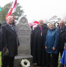 Bishop Paul Colton unveils RMS Leinster memorial with a County Cork  connection - Church of Ireland - A Member of the Anglican Communion