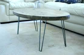 round table hairpin legs hairpin leg coffee table coffee tables reclaimed wood coffee table hairpin legs