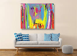 abstract wall art vibrant wall art multi coloured canvas art original art  on wall picture artwork with online art gallery of abstract wall art canvas prints by