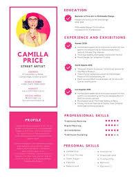 canva modern resume templates pink feminine modern resume templates by canva
