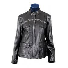 zipper women black leather jacket 800x800 jpg