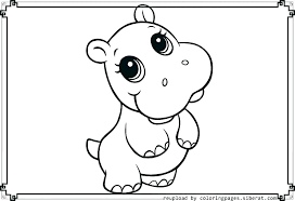 Pictures Of Baby Animals To Color Beautiful Cute Baby Animals