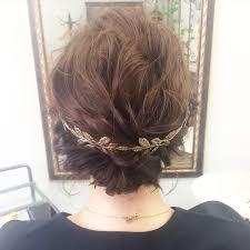 ショートの結婚式ヘアアレンジ特集お呼ばれヘアで華やか髪に