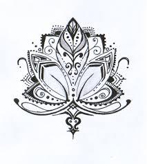 татуировки лотос эскизы татуировка лотос основное значение