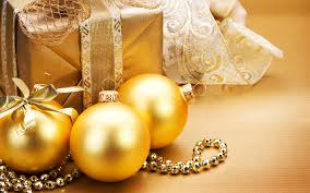 silver and gold christmas wallpaper. Plain Silver Christmas Ball 27689 To Silver And Gold Wallpaper