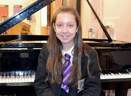 Menston schoolgirl wins piano scholarship | Bradford Telegraph and ...