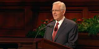 Elder D. Todd Christofferson: 'Firm and Steadfast in the Faith of Christ' -  Church News