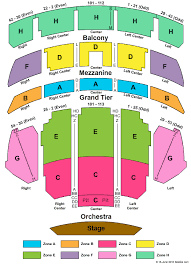 Copley Symphony Hall San Diego Seating Chart Copley Symphony Hall Seating Chart
