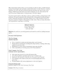 Unique Bus Driver Cover Letter About Truck Driver Resume Sample